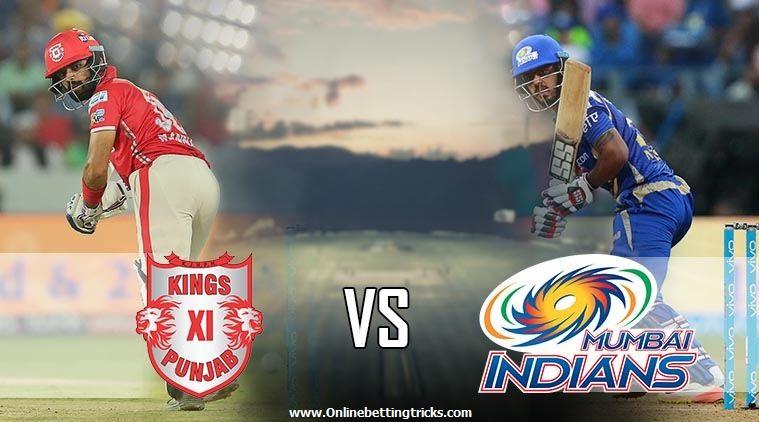 Punjab vs Mumbai Dream11 Team News 9th Match Facts Updates