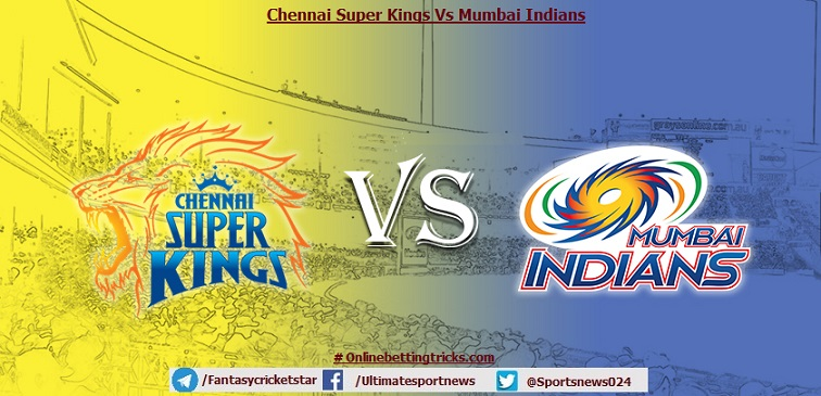 CSK VS MI Betting
