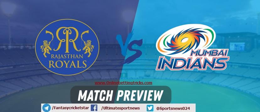 Rajasthan vs Mumbai