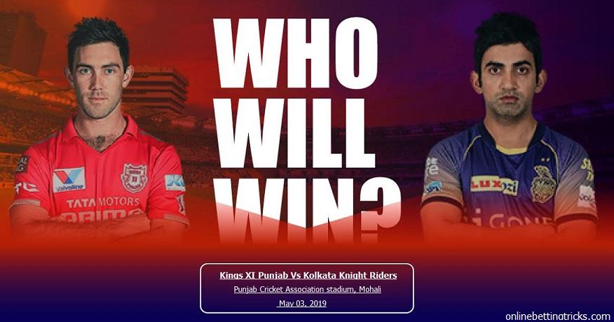 Punjab vs Kolkata
