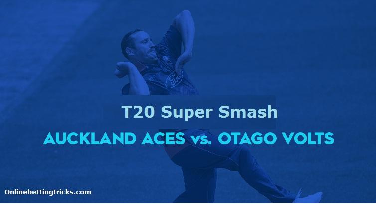Auckland vs Otago