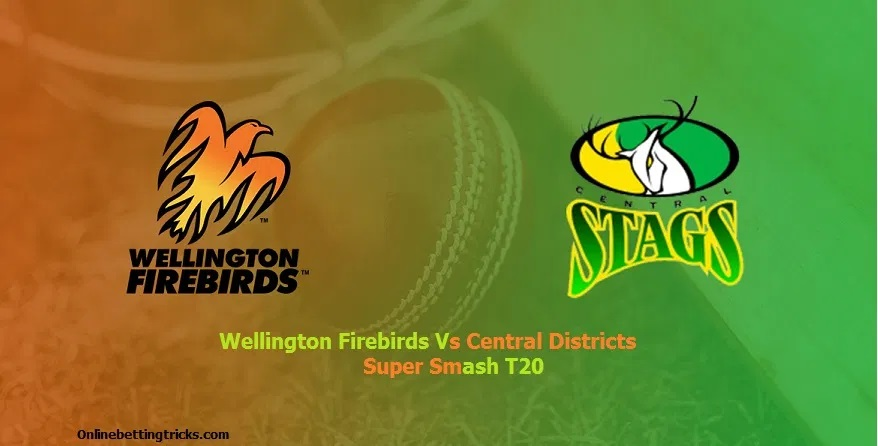 Central Districts vs Wellington