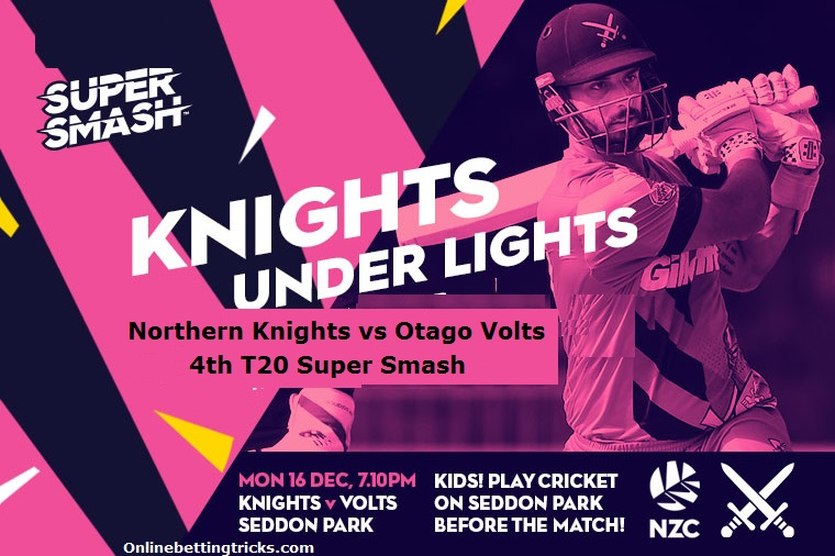 Knights vs Otago