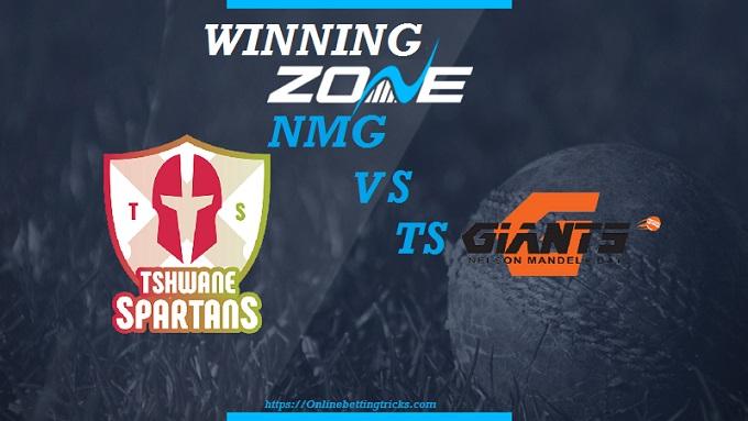 NMG VS TST