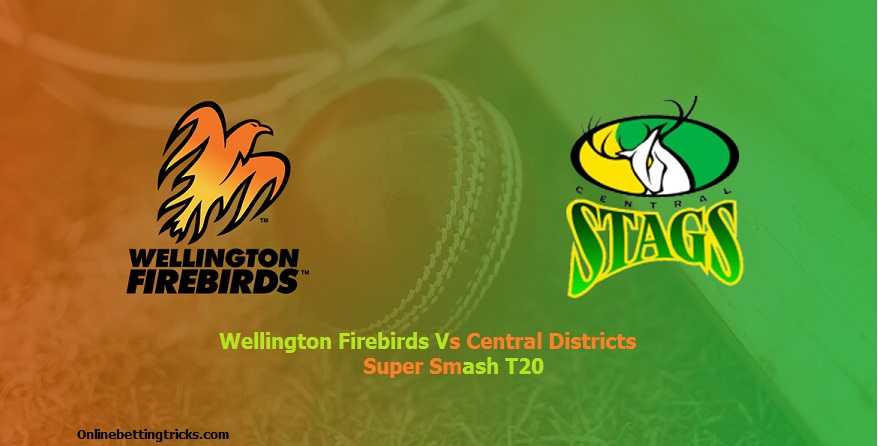 Wellington vs Central Districts