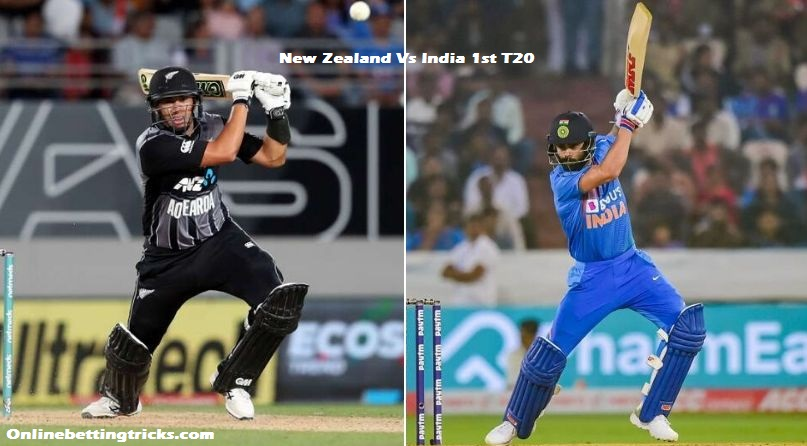 New Zealand vs India 2nd odi