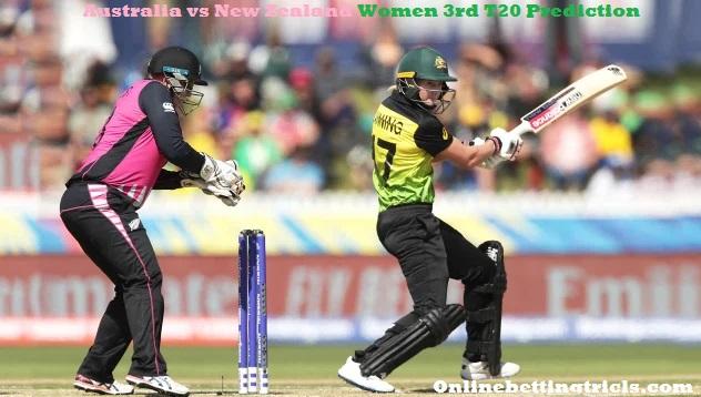 Australia vs New Zealand Women