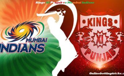 KXIP vs MI IPL 2020