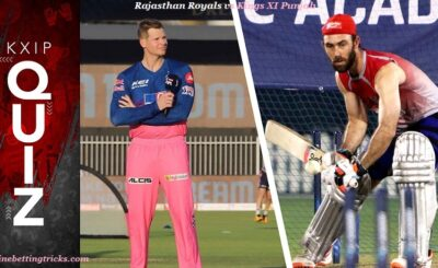 RR VS KXIP IPL 2020