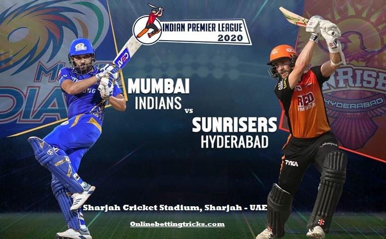 MI VS SRH IPL 2020