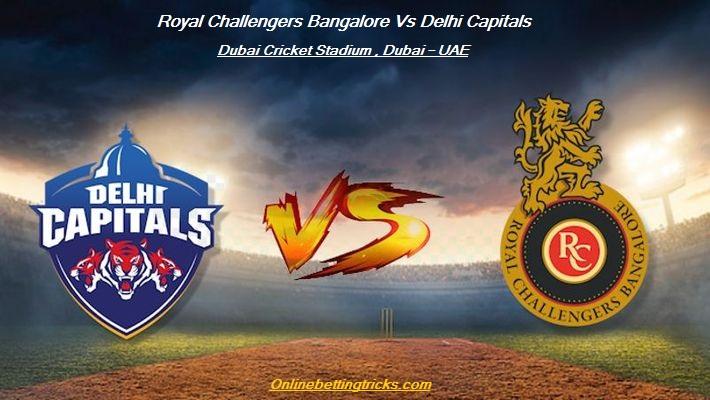 RCB VS DC IPL