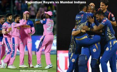 RR VS MI IPL 2020